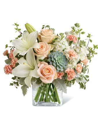 Angel Mom Hug Bouquet