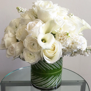Pure White  Next Day Delivery in Oakville, ON | ANN'S FLOWER BOUTIQUE-Wedding & Event Florist