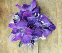 Purely Purple  Prom