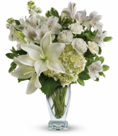 Purest Love Bouquet All-Around Floral Arrangement