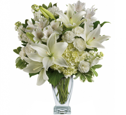 Purest Love - 302 Vase arrangement