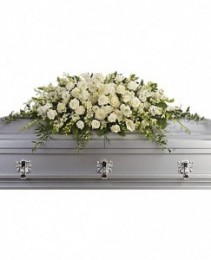Purity and Peace Casket Spray T229-3A