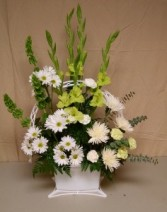 Purity Basket Arrangement - AWF15F