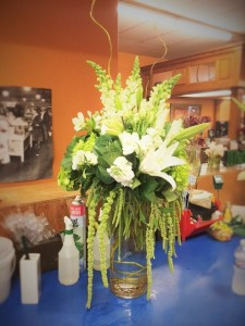 Purity Cascade Vase