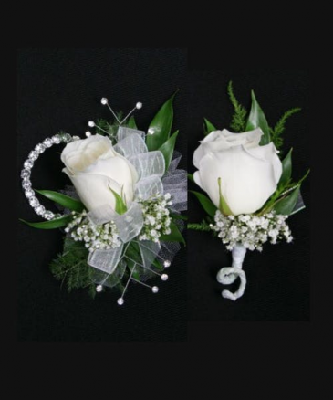 Purity Roses Prom Package