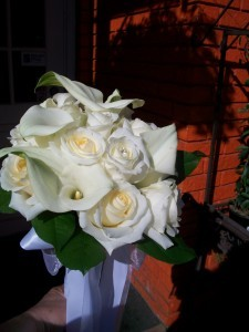 Purity White Bouquet
