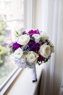 purple and white wedding bouquet wedding bouquet