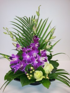 Orchid Beauty Tropical designs in Delta, BC | FLOWERS BEAUTIFUL