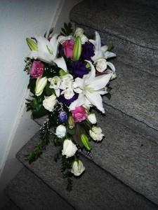 Purple Class wedding