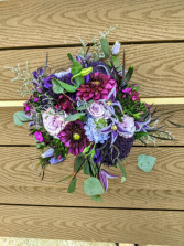 Purple Dream Bouquet Bridal Bouquet