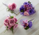 Purple Dusk  Boutonniere