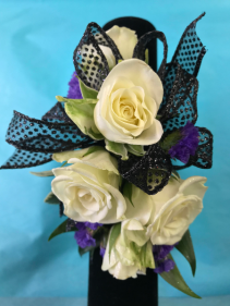 Purple Eclipse  Prom Corsage