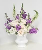 Purple Happiness Arrangement