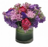 Purple and Lavender Hues Cut Flowers