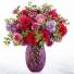 Purple Love Arrangement Flower Arrangement