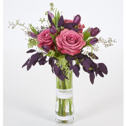 Purple Lover Arrangement