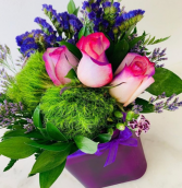 Purple Magic Arrangement