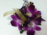 Purple orchid song Prom flowers