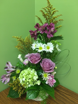 PURPLE PASSION  in Porter, OK | Happy Bee Flowers & Gifts