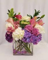 Pink Passion Arrangement
