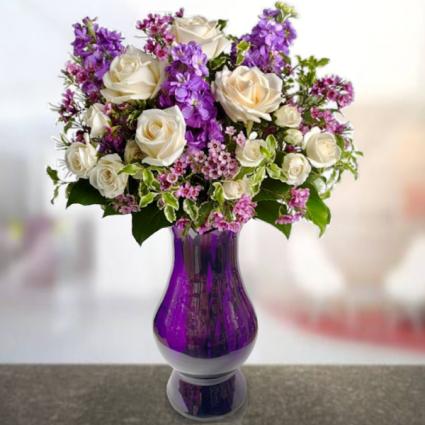 Purple Passion  Bouquet