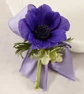 PURPLE PASSION BOUT WEDDING