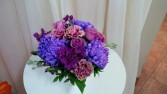 Purple Passion Floral Arrangement