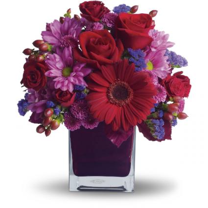 purple passion Valentine