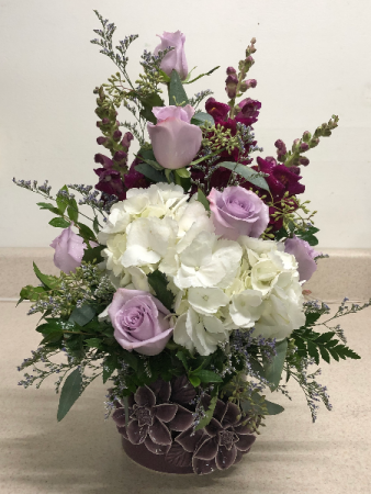 Purple Passion Valentine's Day