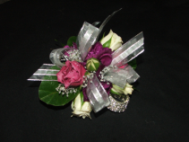 Purple Passion Wedding Flowers