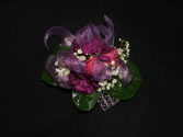Purple Passion Wedding Flowers