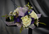 PURPLE PASSION CORSAGE IN STORE PICK UP ONLY  WRIST CORSAGE