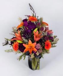 Purple People Eater Bouquet
