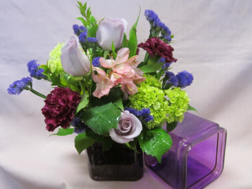 Purple Perfection, $65.00 Local Delivery Only