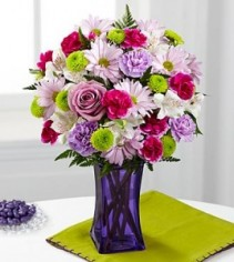 Purple Pop Bouquet
