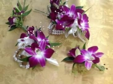 Purple Prom/Wedding