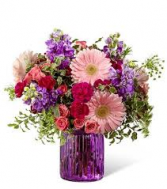 PURPLE PROSE BOUQUET BY FTD