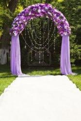 Purple Rain Arch