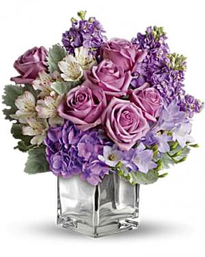 Purple Rain Deluxe Collection in Whittier, CA | Rosemantico Flowers