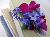 Purple Wristlet
