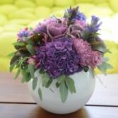 Purples Please Arrangement