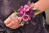 PURPLEY PASSION Corsage