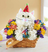 Purrfect Party Cat 148651