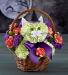 Purrfect Potions Fabulous Feline Floral Arrangement