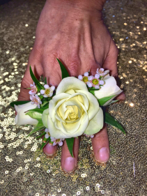 Put a Ring on It Corsage Prom Corsage