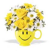 Put on a Happy Face!  in Edmonton, Alberta | Janice's Grower Direct 1859751 Alberta LTD