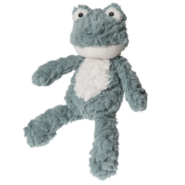 "Putty Nursery Frog Plush - 11"" Mary Meyer Plush"