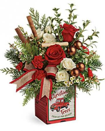 Quaint Christmas T19X605