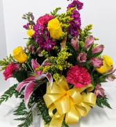 Que Te Mejores Canasta Floral