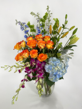 Queen floral  Floral arrangement